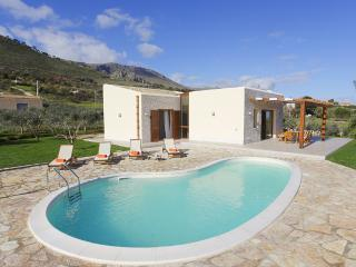 VILLA DELLE STELLE with pool up to 5 people, Scopello