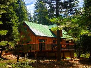 Allenby - TOTALLY Remodeled cabin in Forest Setting.  10% OFF in  August**, Tahoe Vista