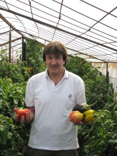 The Owner Roberto will offer free vegetables from his garden in the Summer to our guests