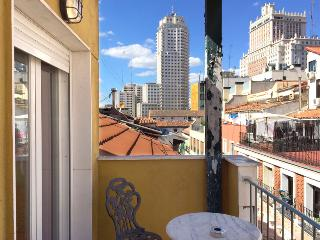 Madrid Gran Via Penthouse (free WIFI) A