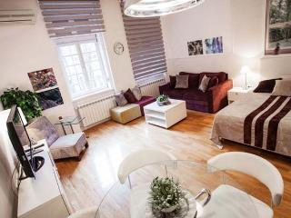 CENTRAL Studio GLAM & CHIC - perfect for couples!, Belgrado