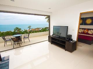 Executive 2 bedroom with sea view and bath jacuzzi, Lamai Beach