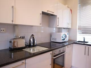 Comfortable studio apartment rental in Paddington, Central London