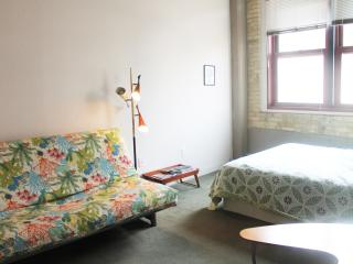 Downtown Milwaukee's Mid Century Modern Loft