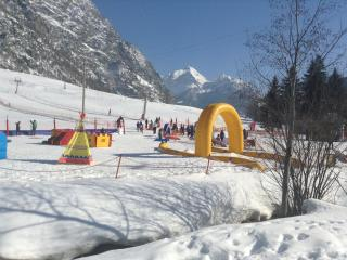 SKIING and WALKING in AOSTA VALLEY, Valpelline