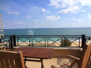 First Line Sea View Apartment at Golden Sands