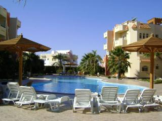 apartment with swimmingpool in resort hurghada, Hurghada