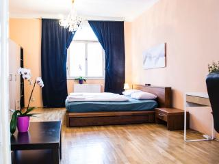TWO 4-Bedroom Apartments Prague 1