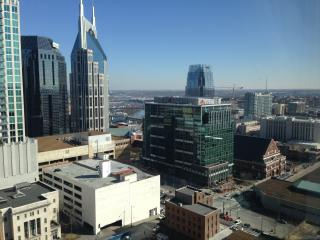 Downtown Penthouse on the 21st Flr., Nashville