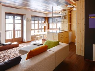 Val de Ruda Luxe 15 - Well appointed on the slope, Baqueira-Beret