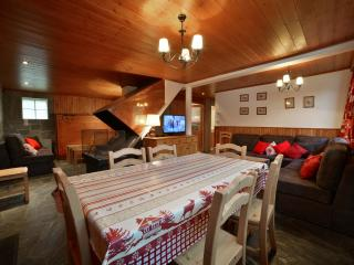 Le trappeur - appartement 8 personnes, Courchevel
