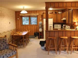 Located at Base of Powderhorn Mtn in the Western Upper Peninsula, An Enjoyable Duplex with Private Whirlpool Tub 1 Block from Main Ski Lodge, Ironwood