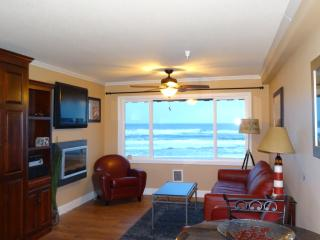 Fabulous Lincoln City Oceanfront Condo Fr-$79