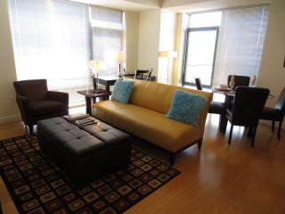 GSA Luxury Heart of Fenway 1BR Apt+Pool,Gym,WiFi!, Boylston