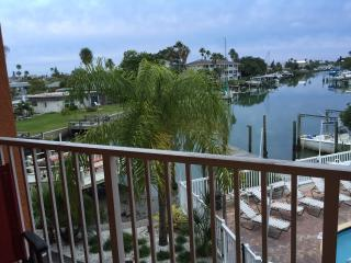 Beautiful water views at the Skyline Resort, Madeira Beach