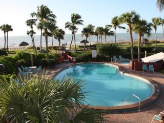 Sanibel Island 2 bedroom condo with gulf views