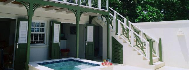 Barbados Villa 262 On One Of The Most Attractive West Coast Beaches Places Tropical Fun At Your Fingertips., The Garden