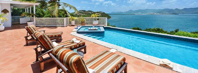 SPECIAL OFFER: St. Martin Villa 244 Outstanding Views From All Parts Of The House., Terres Basses