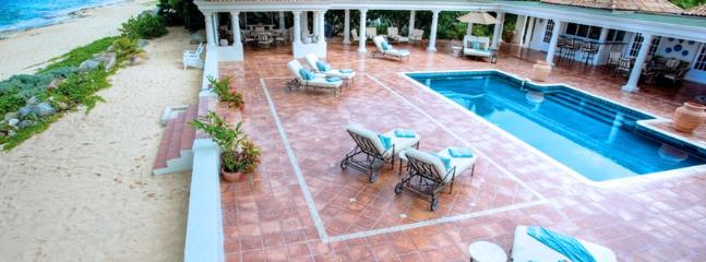 St. Martin Villa 47 Magnificent Sweeping Views Of The Beach, Ocean And Anguilla., Terres Basses