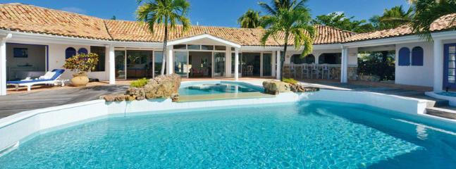 St. Martin Villa 316 Enjoy Gazing Out Into The Beautiful Blue Ocean And Saba From The Huge Wooden Deck., Terres Basses