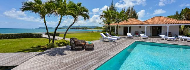 Casa Cervo SPECIAL OFFER: St. Martin Villa 53 Tremendous Value For Any Family Or Group Of Couples Looking For A Relaxing Beach Getaway., St. Maarten-St. Martin