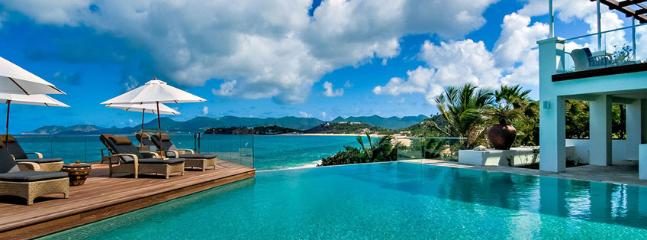 Villa L'Oasis SPECIAL OFFER: St. Martin Villa 14 A Magnificent Property, The Best Of The Caribbean., Terres Basses