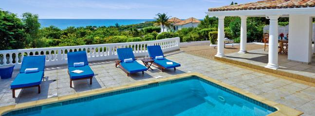 SPECIAL OFFER: St. Martin Villa 334 Gorgeous Sunset And Ocean Views. Ideal For Family Vacation Or For A Large Group Of Friends., Terres Basses