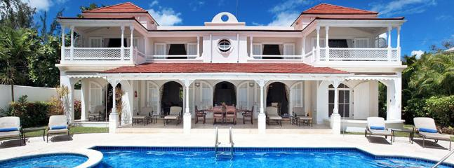 Villa Fosters House SPECIAL OFFER: Barbados Villa 12 This Luxurious And Stylishly Furnished Beachfront Property Is The Perfect Place To Escape From The Outside World., St. James
