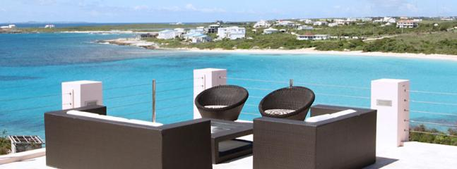 SPECIAL OFFER: Anguilla Villa 2 Features Simple Luxury, Breathtaking Views And Multiple Relaxation & Entertainment Areas.