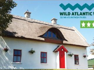 Donegal Thatched Cottage - 4 Star Approved, Dungloe