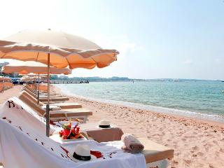 7 min walk palais/beach free wifi and car parking, Cannes