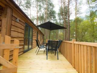 Whistle Stop Lodge, Kelling Heath, Holt, Weybourne