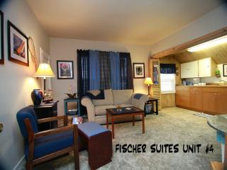 Downtown Walla Walla SUITE #4  at FISCHER SUITES