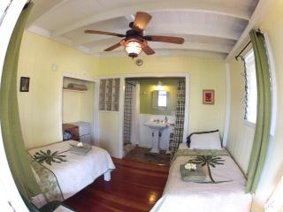 # Room with Two Twin Beds, Paia