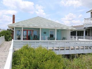 Clark -  Relax and enjoy unobstructed ocean views from this classic beach home, Wrightsville Beach