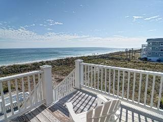 Fonvielle- Exceptional upscale and spacious oceanfront home w/ gourmet kitchen, Wrightsville Beach