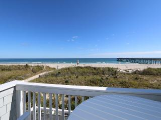Guill-Holton -  Relax and unwind at this bright and airy oceanfront townhouse, Wrightsville Beach