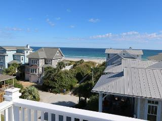 High Tide -  Upper level ocean view duplex for your perfect vacation getaway, Wrightsville Beach
