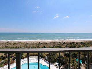 Station One - 5I Farrior-Oceanfront condo with community pool, tennis, beach, Wrightsville Beach