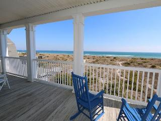 Bellamy House -  Getaway to this Wrightsville Beach oceanfront classic cottage