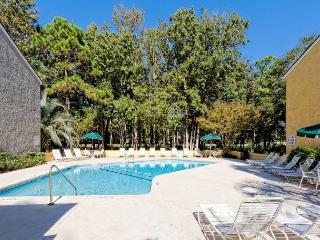 This Attractive 2BR/2BA Villa Offers an Extended Oversized Balcony, Hilton Head