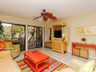 Happy and Cheerful 2BR/2.5BA Villa is Perfect for Your Family Vacation, Hilton Head
