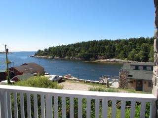 Beautiful views of the Open Ocean and Harbor, Phippsburg