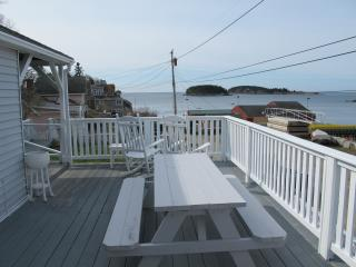 Ocean and Harbor steps from your Cottage, Phippsburg
