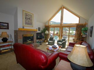 Snake River Village 34 - Walk to slopes, washer/dryer, sleeps 10, 2 car garage!, Keystone
