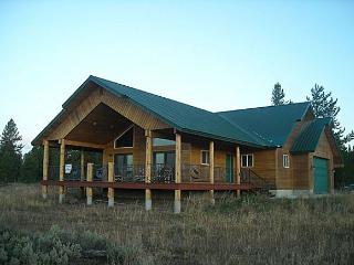 Bear Hollow has unobstructed views of the Teton's., Island Park