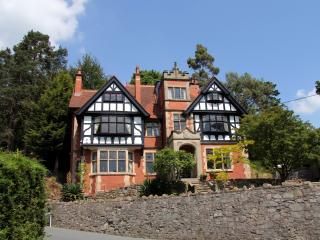 Arden House : Penthouse Luxury Self Catering, Church Stretton