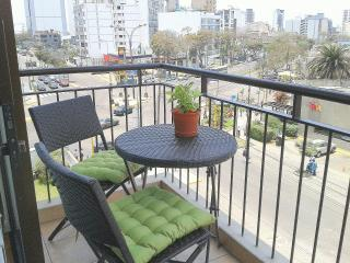 Aparts. Condo club house close 6 block Larcomar, Lima