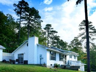 Trailhead Cottage 4 bdrm - Perfect Eureka Location, 1 mi from Downtown, on Trail System, Eureka Springs