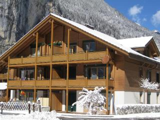 Jungfrau holiday apartment Ski and Summer., Lauterbrunnen